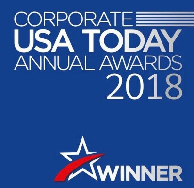 """-USA Today newspapers Annual Awards 2018/19: """"Best Barbecue Restaurant""""."""