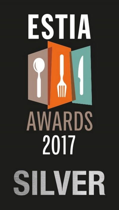 -Estia Awards 2017: Silver in Grill Total Experience.